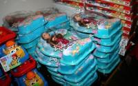 Īri Ziemassvētku pirkumos tērē gandrīz tūkstoti eiro uz cilvēku