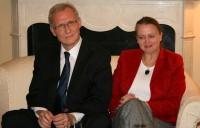 Ziemeļīrijas latviešu tikšanās ar vēstnieku