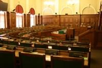 Saeima pirmajā lasījumā pieņem 2015.gada valsts budžeta projektu