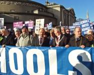 Īrijā streiko vidusskolu skolotāji