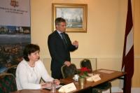 2014. gads - Latvijas vēstniecība Dublinā
