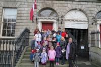 Vēstniecībā Dublinā svin Dzimtās valodu dienu