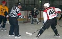 Sezonas noslēguma mini hokeja turnīrs Dublinā