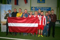 Jauna lappuse Īrijas latviešu sporta vēsturē