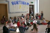 Droghedas skoliņa svin savu trešo dzimšanas dienu