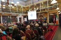 Latvijas Nacionālā vēstures muzeja direktors Arnis Radiņš uzstājas Dublinā un Vaterfordā ar lekciju par vikingu laiku Latvijā