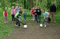 Droghedas skoliņa mācību gadu noslēdz ar Sporta dienu