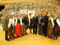Nenokavē! Latviešu kultūras svētki Īrijā ir sākušies!