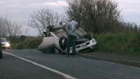Drīzumā katra automašīna obligāti būs jānodrošina ar avārijas komplektu