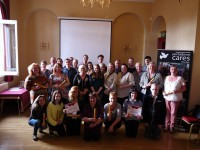 Portadown skoliņas skolotājas tiek godinātas pilsētas rātsnamā