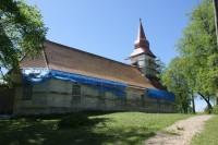 Āraišu baznīcas 790. jubileju gaidot