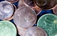 Valdība plāno izņemt no apgrozības 1 un 2 centu monētas