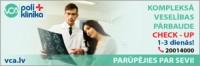 Pārbaudi veselību check – up programmā 1 - 2 dienu laikā