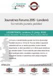 Jaunatnes Forums Londonā