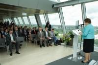 Straujuma paziņo par latviešu diasporas uzņēmēju konsultatīvās darba grupas izveidi