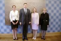 Valsts prezidents būs Latvijas valsts simtgades svētku patrons