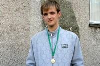 A. Laiviņam 5. vieta Īrijas čempionātā