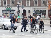 Par satiksmes noteikumu pārkāpumiem sodīs arī velosipēdistus