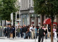 Īrijas populācijas dinamika, salīdzinot ar Eiropas valstīm