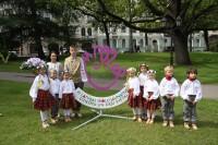 Dublinas bērnu deju kopa sāk jauno sezonu