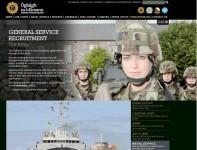 Sākas personāla atlase dienestam Īrijas armijā