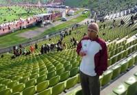 R. Zaķis gatavojas PČ 100km skrējienā