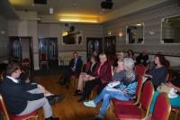 VID eksperti pozitīvā gaisotnē tiekas ar Īrijā dzīvojošajiem tautiešiem
