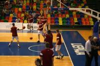 """Bārā """"The Living Room"""" tiešraidē Latvija vs Francija spēle"""