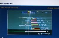 S. Pušpure pēdējos metros piekāpjas konkurentēm