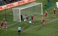 Latvijas futbola izlase spēlēs Belfāstā