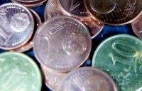 Drīzumā pircēji varēs atteikties no 1 un 2 centu monētām