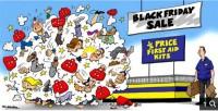 <em>Black Friday</em> izpārdošanas - arī Īrijā!