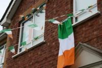 Šovakar priecājas visa Īrija