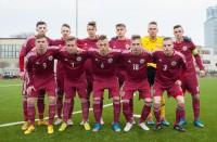 Biļetes uz UEFA Eiropas U-19 futbola čempionāta kvalifikācijas spēlēm maksās tikai 5 €