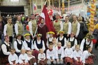 Latvija plaši pārstāvēta Starptautiskajā labdarības tirdziņā Dublinā