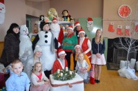 Ziemassvētki Cashel skoliņā