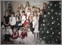 Balti Ziemassvētki Portlaoise skoliņā