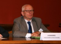 Diasporas pārstāvji tiekas ar Izglītības un zinātnes ministri M. Seili