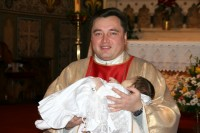 Katoļu dievkalpojums Dublinā