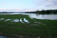 Īrijā plūdi un atkal gaidāmas spēcīgas lietusgāzes
