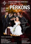 "Grupas ""Pērkons"" koncerts Droghedā"
