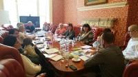 Vēstniecībā diskutē un dalās pieredzē par audžuģimenēm Īrijā