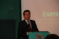 Konferencē tiek atklāts SIPTU migrantu atbalsta tīkls