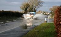 Līs mazāk, bet daudzviet plūdu risks joprojām liels