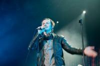 """Grupas """"Prāta Vētra"""" koncerts Dublinā"""
