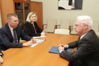 E. Rinkēvičs atzinīgi novērtē veiksmīgo sadarbību fiktīvo laulību novēršanā