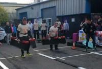 R. Vancāns gūst pieredzi un motivāciju sacensībās Ziemeļīrijā