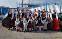 Sv. Patrika dienas parāde un dārza svētki Tullow