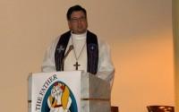 Luterāņu dievkalpojums un draudzes dibināšana