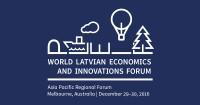 Pasaules latviešu ekonomikas un inovāciju forums Austrālijā